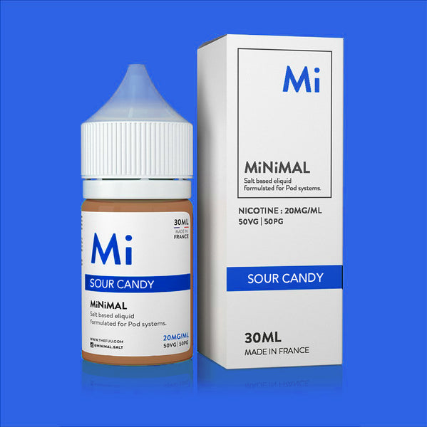 MiNiMAL - Sour Candy