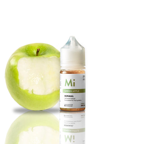 [C] MiNiMAL - Green Apple [CA Tax-In]