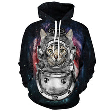 2016 New Casual Couples Hoodies With Hood 3d Printed Long Sleeve Sweatshirts Fashion Loose Plus Size Pullovers