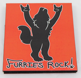 """Furries Rock"" Magic Wallet"