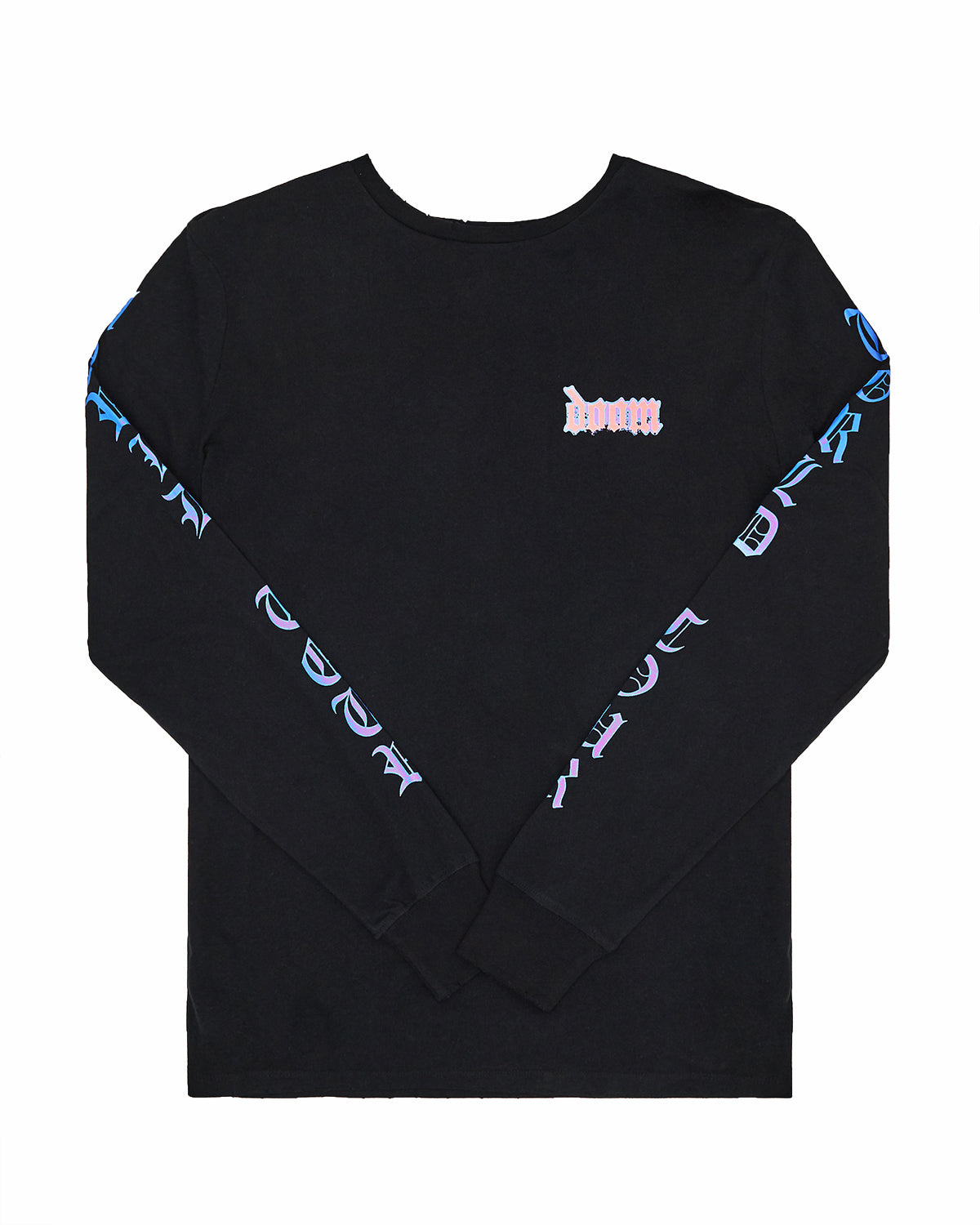 Doom Tour Long Sleeve T-Shirt Jet Black