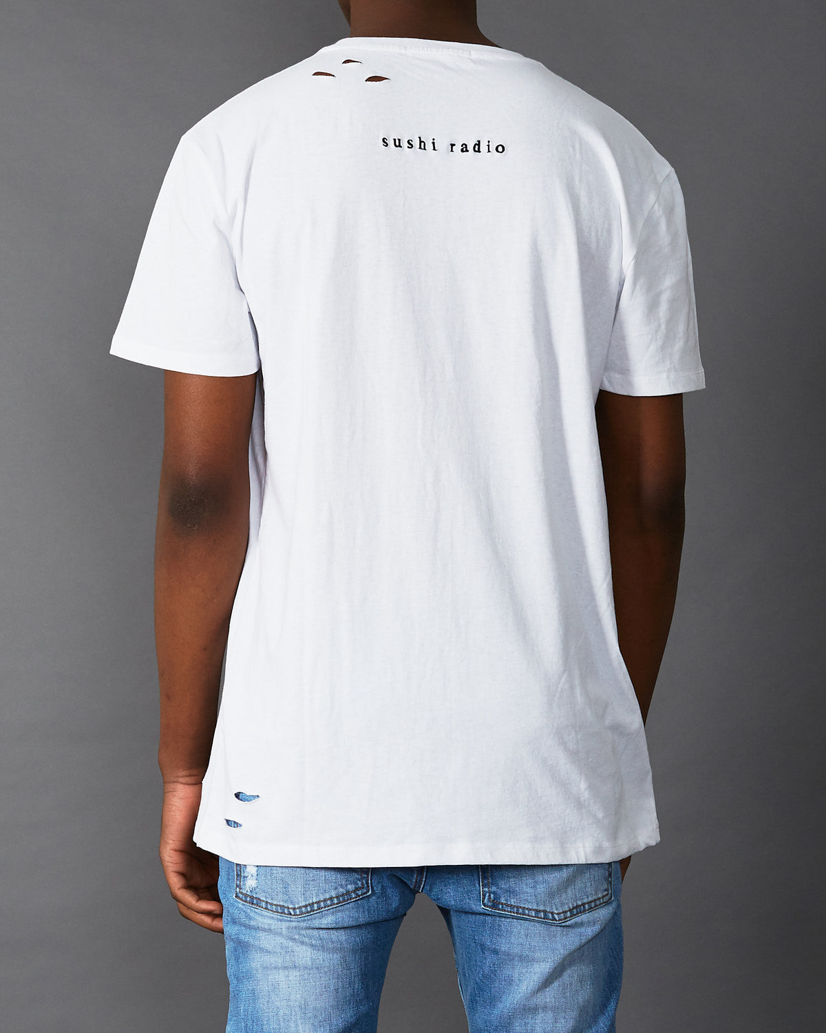 Maple Big Fit T-Shirt White