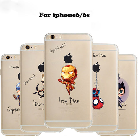 Coque Iphone Avengers
