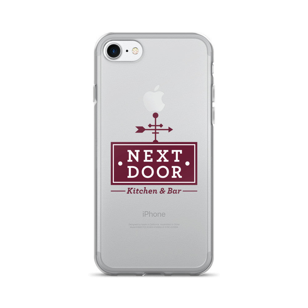 Next Door iPhone 7/7 Plus Case