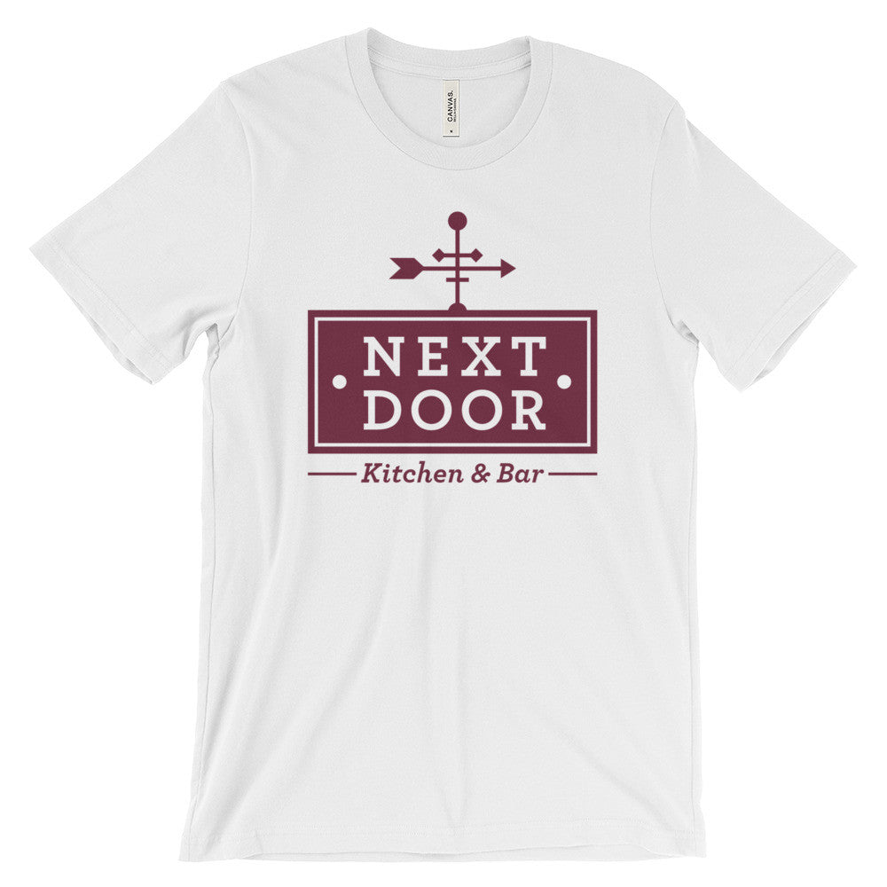 Next Door Unisex short sleeve t-shirt