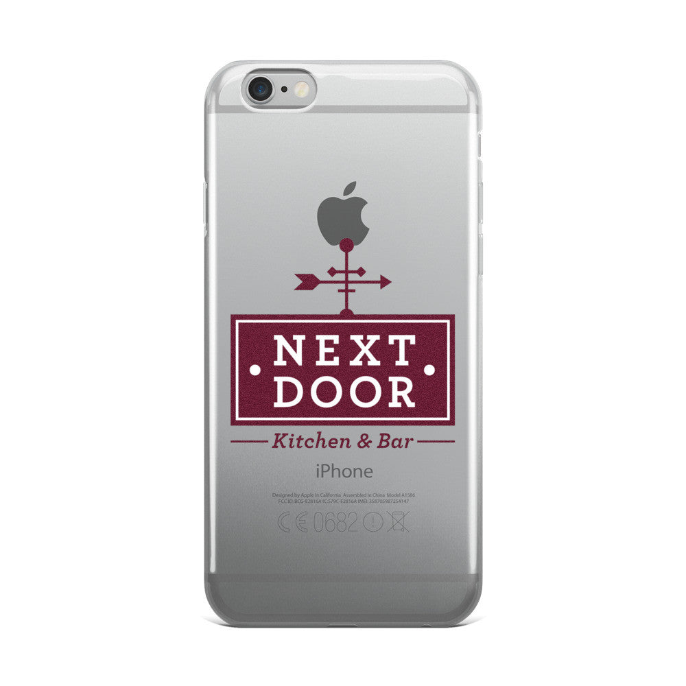 Next Door iPhone 5/5s/Se, 6/6s, 6/6s Plus Case