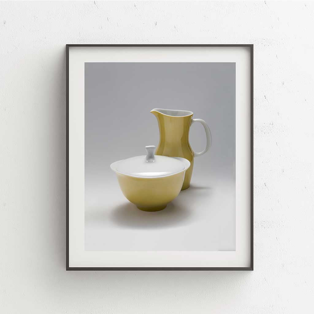 Daffodil Fine Art Print - Luxurious Walls