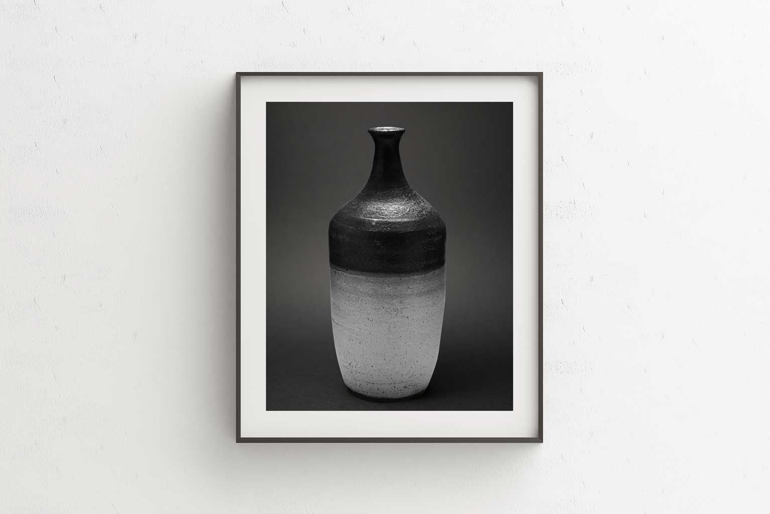 Duality Clay I Fine Art Print - Luxurious Walls
