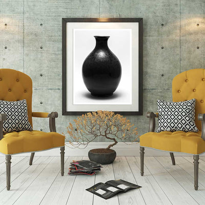 Ebony Fine Art Print - Luxurious Walls