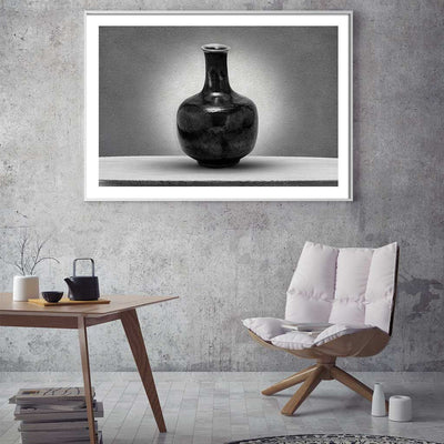 Midnight Cloud Fine Art Print - Luxurious Walls