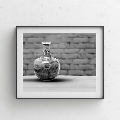 Studio Loft Pot II Fine Art Print - Luxurious Walls