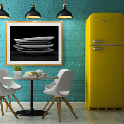 Alabaster Fine Art Print - Luxurious Walls