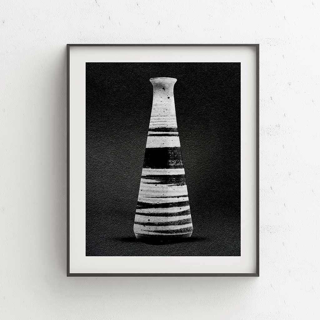 Enki's Springwater Flask Fine Art Print - Luxurious Walls