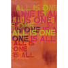All Is One Fine Art Print - Luxurious Walls