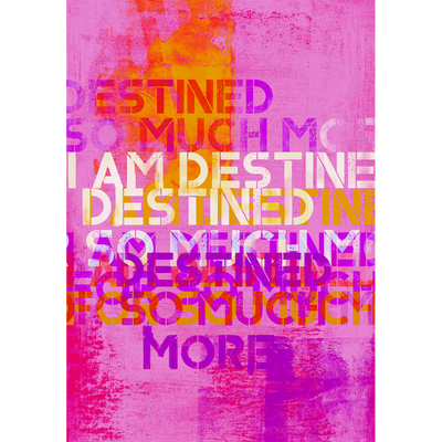 Destined Fine Art Print - Luxurious Walls