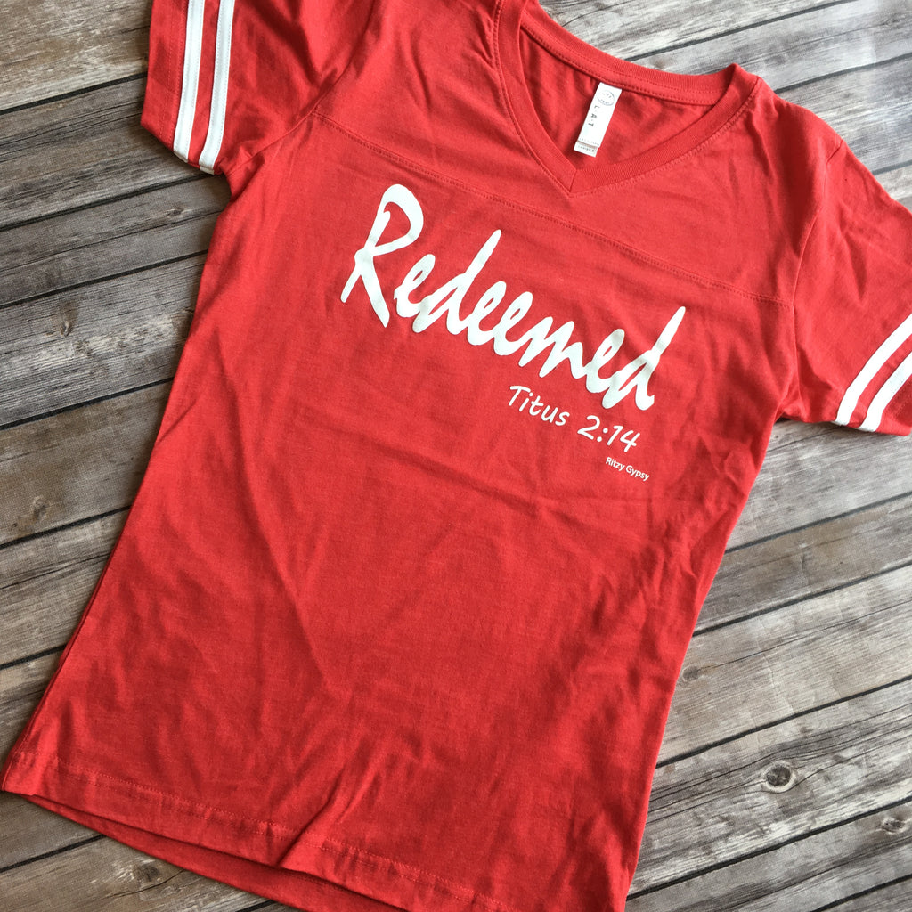 The Redeemed Tee - Legendary Western