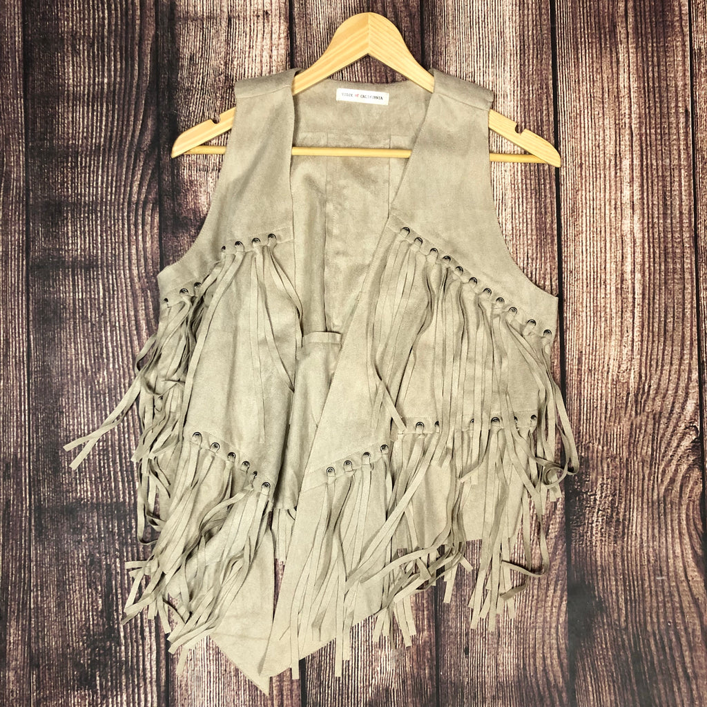 The Annie Oakley Vest