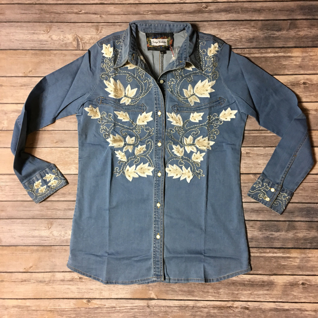 The Evans Shirt - Legendary Western