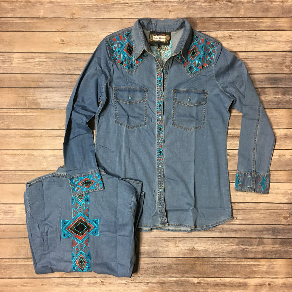 The Lakota Shirt - Legendary Western