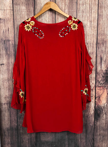 The Rachel Tunic from Vintage Collection
