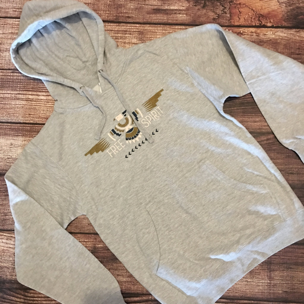 The Free Spirit Hoodie - Legendary Western