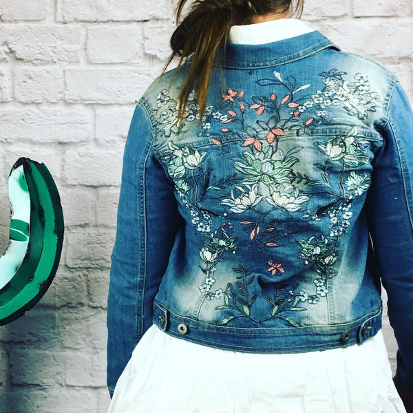 The Emily Denim Jacket