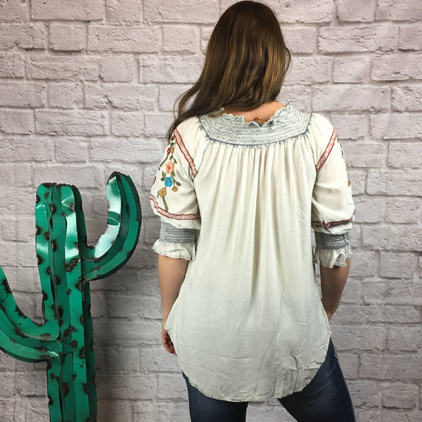 The Honeysuckle Tunic by Scully - Legendary Western