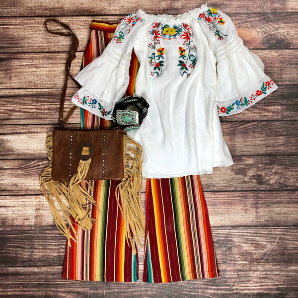 The Andy Tunic from Vintage Collection - Legendary Western