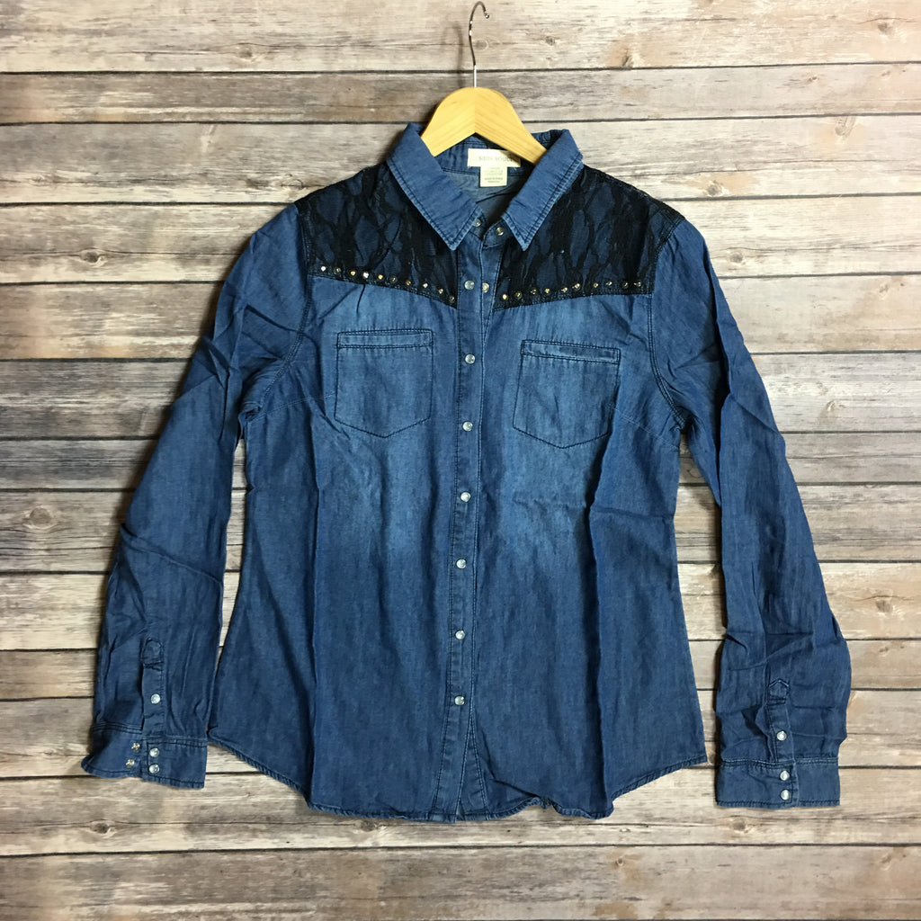 The Dahlia Shirt - Legendary Western