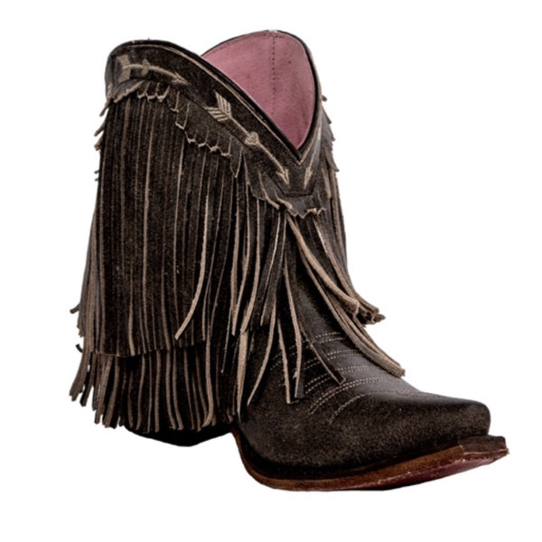 Spitfire Bootie by Lane - Legendary Western