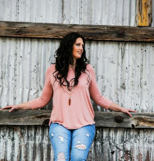 Legendary Western | The Dusty Rose Top