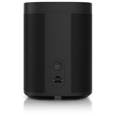 Sonos One Voice Controlled Smart Speaker - 2nd Generation (Black) + Free Shipping