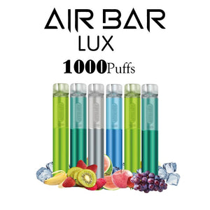 Air Bar LUX 1000 Puffs Disposable Vape