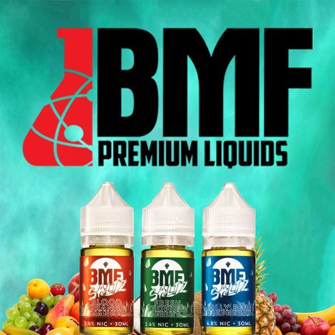 BMF Salts - 30ML Vape Juice