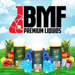 Bad Modder Fogger 100ML Vape Juice