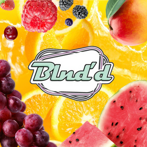 Blnd'd 100ML Vape Juice