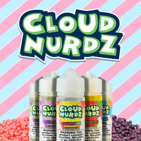 Cloud Nurdz - 100ML Vape Juice