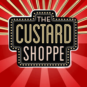 The Custard Shoppe - 100ML Vape Juice