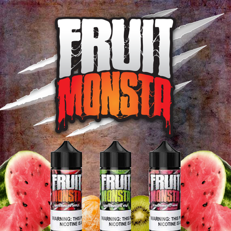 Fruit Monsta - 100ML Vape Juice