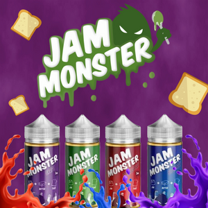 Jam Monster - 100ML Vape Juice