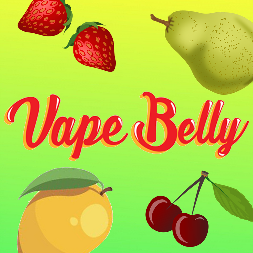 Vape Belly - 120ML Vape Juice