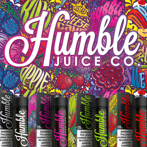 Humble Juice - 120ML Vape Juice