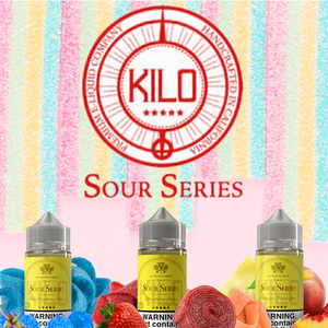 Kilo Sour Series - 100ML Vape Juice