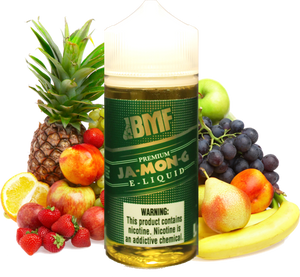 Bad Modder Fogger - Ja-Mon-G - 100ML Vape Juice - Tropical fruit mix