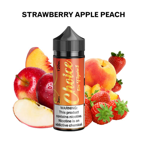 Choice - $ix Figure$ - 120ML Vape Juice