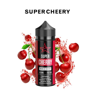 Five Star - Super Cherry - 120ML Vape Juice