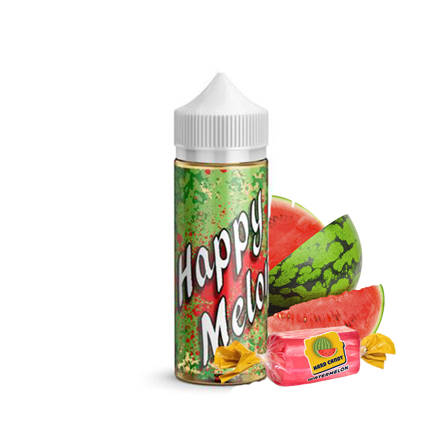 Happy Melon - 120ml