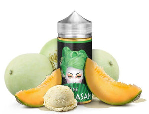 Mamasan - Mama Melon - 100ML Vape Juice - Cloud City Vapes NC