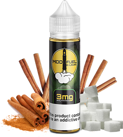 Mod Fuel - Thorad - 60ML Vape Juice - Cinnamon Sugar Flavor