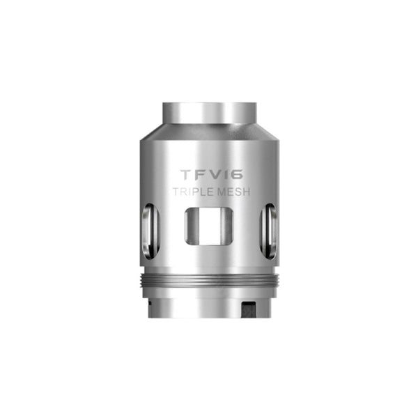 Smok - TFV16 - Replacement Coils - one triple mesh coil.